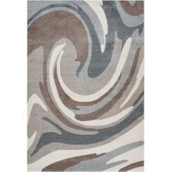 tappeto Arte Espina BROADWAY 100 MARRONE GRIGIO