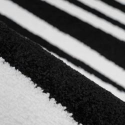 tappeto Arte Espina BROADWAY 200 BIANCO NERO