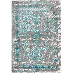 tappeto Arte Espina BROADWAY 600 TURCHESE