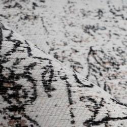 tappeto Arte Espina IGLESIA 500 ANTRACITE CREMA