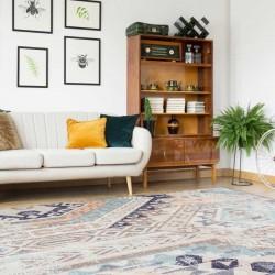 tappeto Arte Espina INDIANA 200 MULTICOLOR BLU
