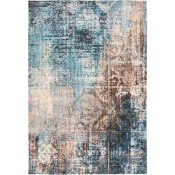 tappeto Arte Espina INDIANA 300 BLU MARRONE