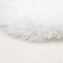 tappeto Arte Espina RABBIT SHEEPSKIN 200 BIANCO